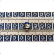 Conexao Reta Macho 1/8x06 BSP - PC06G01 Cod.001732