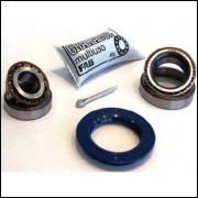 Kit de Rolamento de Roda Dianteira F-556043 WBK0004 INA