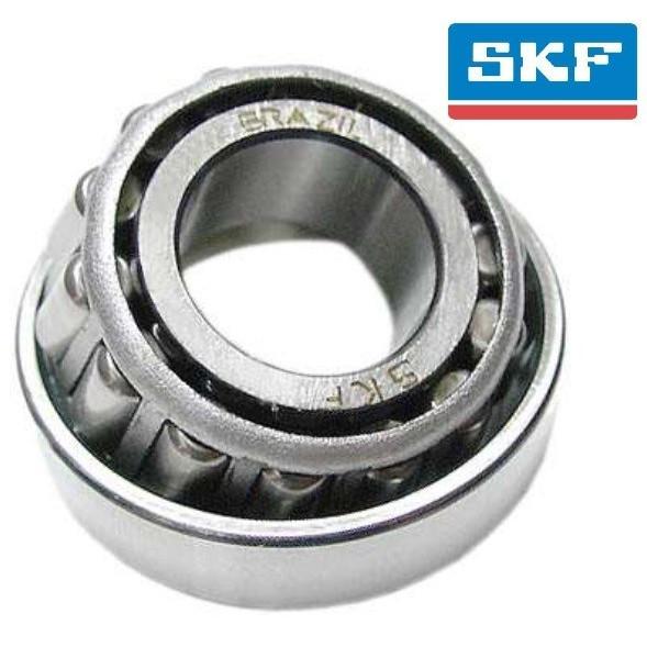 Rolamento de rolos conico 12749-12710/QVQ077VK210 SKF ( 21.98X45.23X16.63mm )