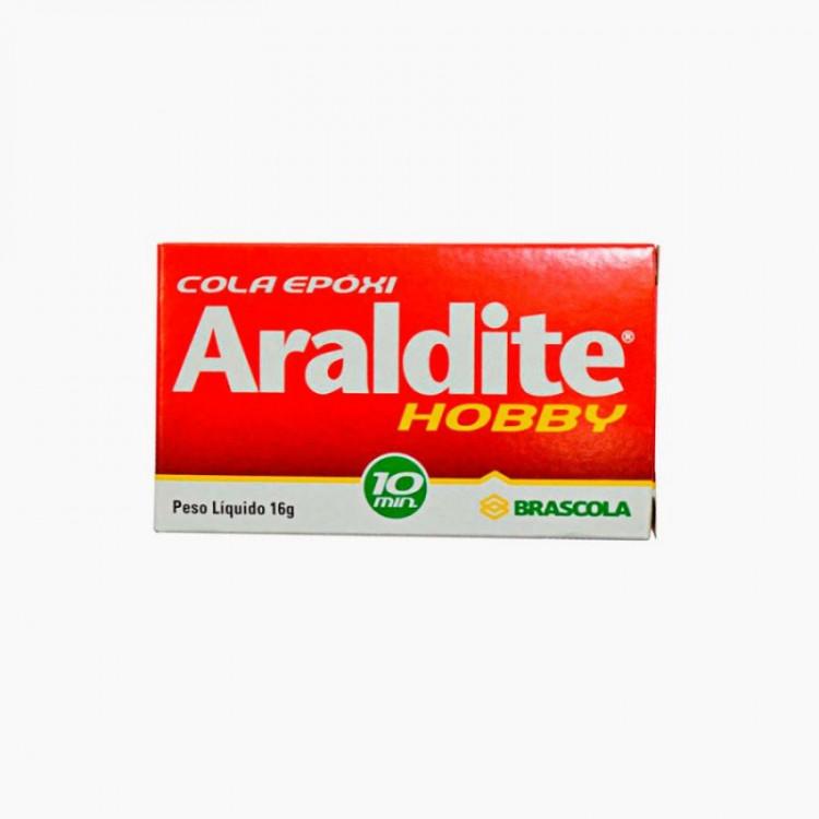 ARALDITE HOBBY 23GR BRASCOLA