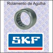 ROLAMENTO AGULHA HK1216-2RS SKF 12X18X16MM