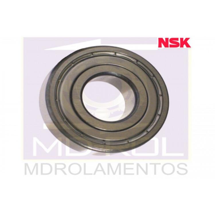 ROLAMENTO 6208 2Z/C3 NSK 40X80X18MM