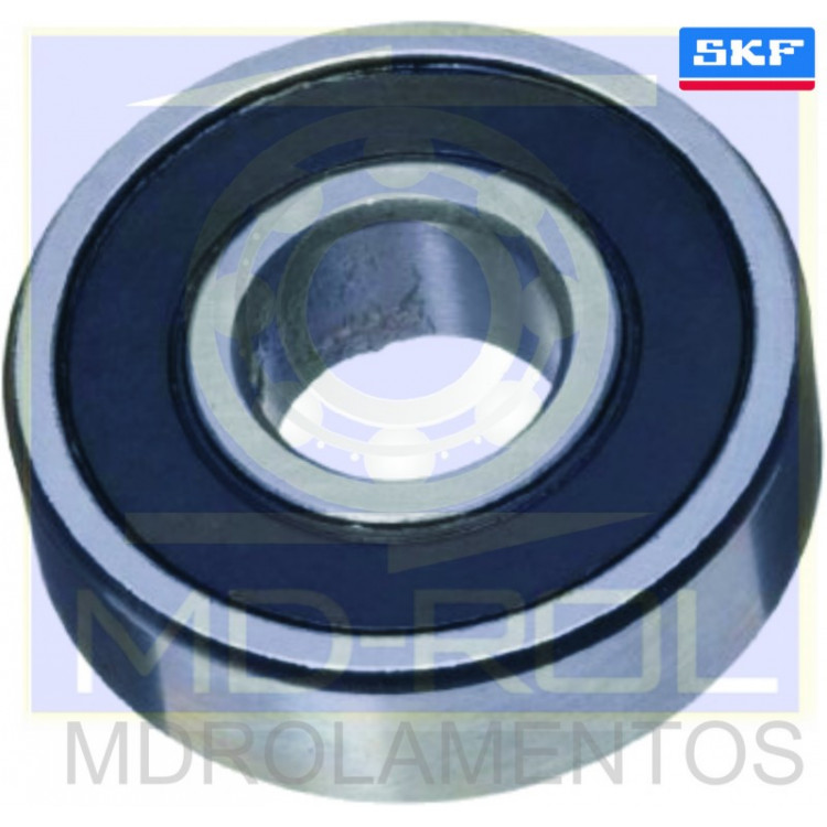 ROLAMENTO 61908-2RS1 6908-2RS1 SKF 40X62X12MM