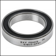 ROLAMENTO 61805-2RS1 6805-2RS1 SKF 25X37X7MM