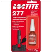 TRAVA ROSCA AUTO LOCK LOCTITE 277 ALTO 10GR ( VERMELHO )