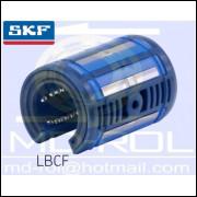 Rolamento linear LBCF12A-2LS KNO1232PP 12X22X32MM SKF