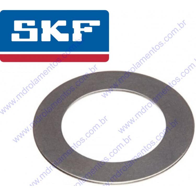 Arruela de Rolamento Axial AS3047 ( 30x47x1MM ) SKF