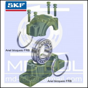 Anel de Bloqueio para Mancal Modelo FRB 85/3.5 SKF