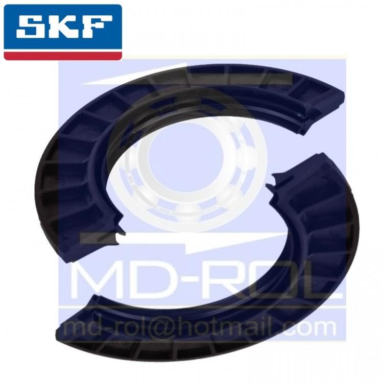 Anel de Vedação TSN509L SKF ( Vedação em Borracha Nitrílica De Lábio Duplo Tipo G / L )