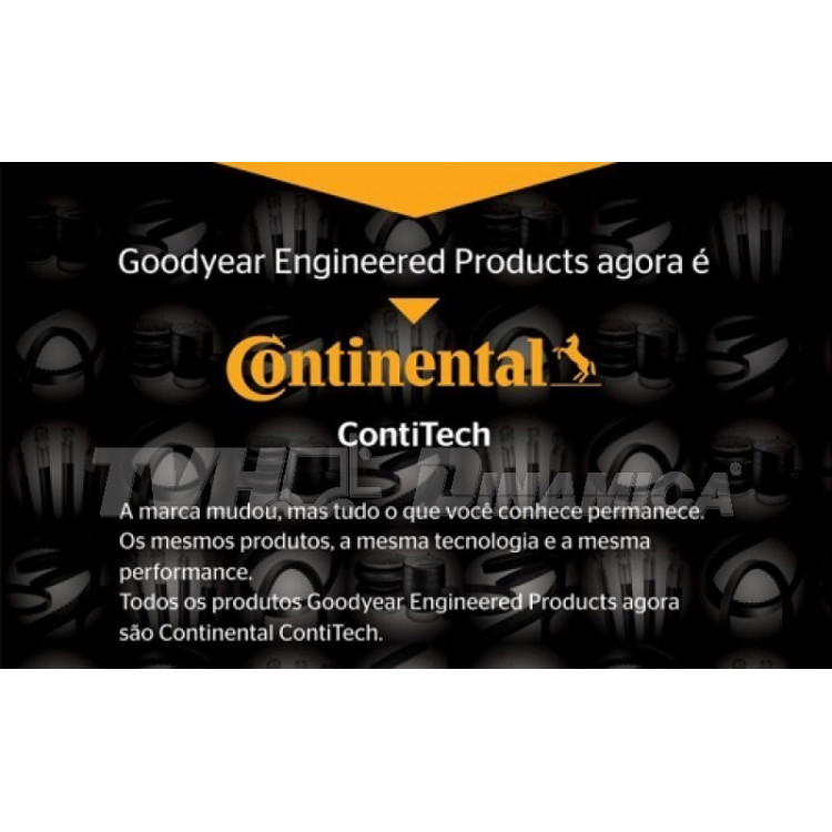 Correia sincronizadora dentada 570H 100 Continental ( Goodyear )