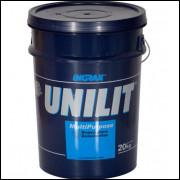 Graxa Unilit Blue 2 Azul - 20kg Unigrax