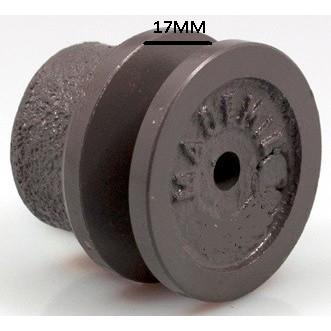 Polia ferro fundido 1 Canal B 60mm