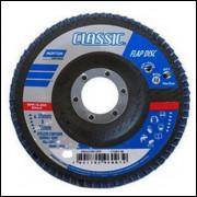 Lixa disco flap disco 4. 1/2- 115x22.23mm G80 Norton Classic
