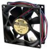 Micro Ventilador AD0824HS-A76 80x80x25mm - 24vcc/Vdc