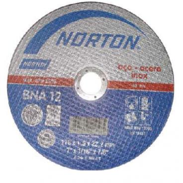 Disco de corte 7. 1/8- 180x3.0X22.23mm AR302 Norton Classic